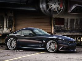 BMW Z4 M-Coupe 2010 by BarneyHH