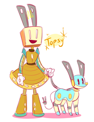Topsy by holidayhearse