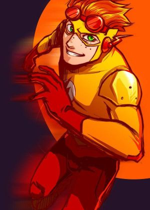 Young Justice:Kid Flash x Deaf!Reader by Naruko88558855 on DeviantArt