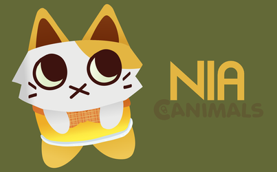 ~Nia (Canimals)~ by TokieTheDeadGuy