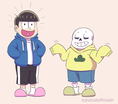 Osomatsu-Sans by SonicRocksMySocks