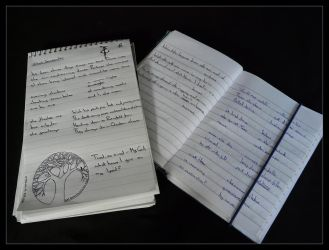 Haiku Notebooks by Bogbrush