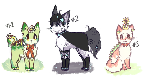 adopts by viixens