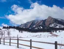 Flatirons 5 by marshwood