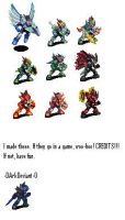 Custom OSS Sprites by DArkDeviant-0