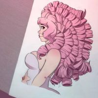 Rose Quartz by Freaky5432