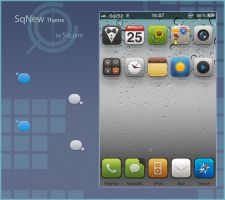 SqNew iPhone Theme by Square-252