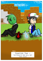 Mianite Adventures Chapter 2 Cover by Lt-Hokyo