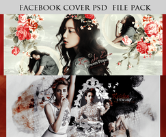 Facebook Cover Psd File Pack by Tekmile