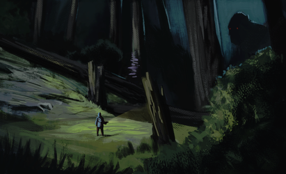 The Woods by George-Eracleous