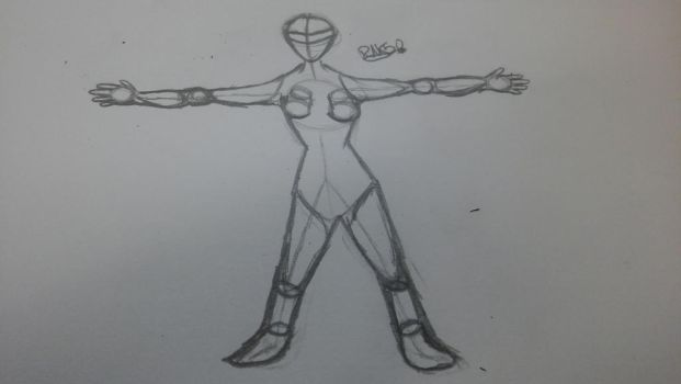 Another human body  by RNK50