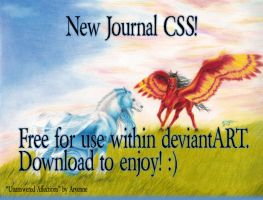 Unanswered Journal CSS by Aryenne