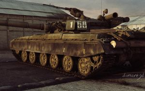 T-64 2 by damart3d