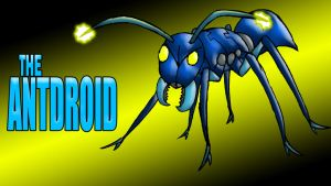 The Antdroid BIO by Crisis-Comics