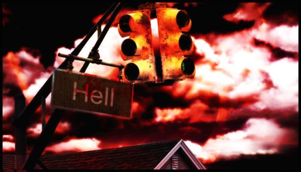 Hell Way by ricardofrr
