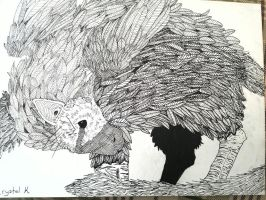 Trico by crysenpai