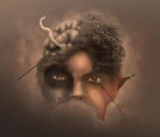 Decay by jayanam