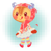 line play radtastical by mayakern