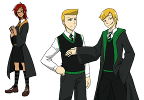 Pottermore? In my End Run? by Protocol00