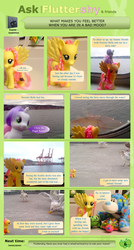 Ask Brushable Fluttershy - Q6 - Ferry Ride by dutchscout