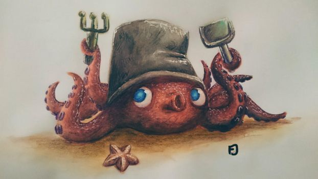octopus by Solocell