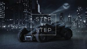 Fear of Gotham / step by step gif by maxasabin