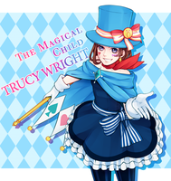 Circus Trucy by maesketch