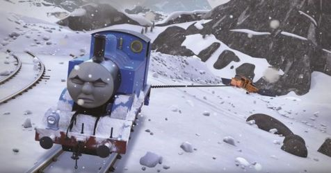 Thomas to the Rescue by RattlerJones