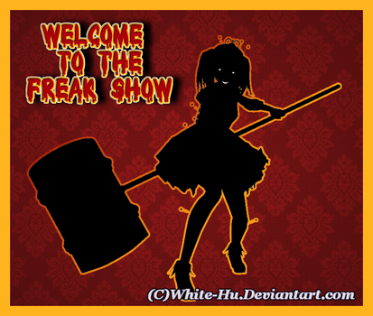 FNAF 6(?) Welcome to the Freak Show by White-Hu