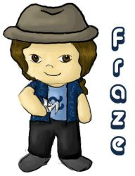 Fraze Chibi by imogenweasley