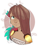 Aleena by CloudDoodle