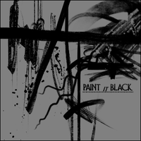 Brushes - Paint It Black by IPaintMyWorld