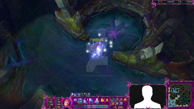 Armor of the Fifth Age Taric - Stream Overlay by lol0verlay