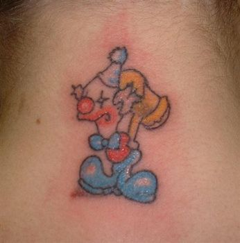Clown by tattoo4u