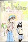 Pro Trainer Front Page by Dreamaniacal
