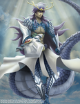 King Sinbad's Baal Djinn Equip (no lightning) by SongjoArts