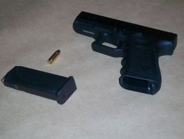 Stock Glock 53 by TheBitterBullet