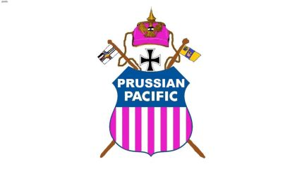 Prussian Pacific Coat Of Arms 2.0 by spencerbt123