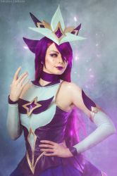 Syndra Star Guardian by ThelemaTherion