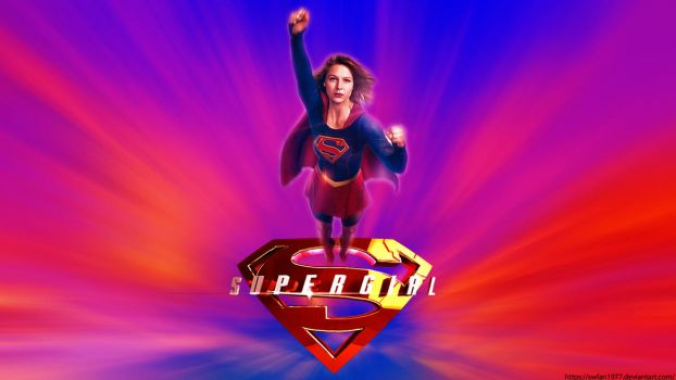 Supergirl TV wp 3 by SWFan1977
