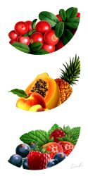 Fruits - 02 by denfo