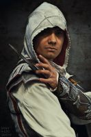 Vengeance / Ezio Auditore / Assassin's Creed II by KADArt-Cosplay