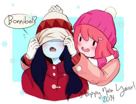 Happy Holidays 2014! by Immature-Child02
