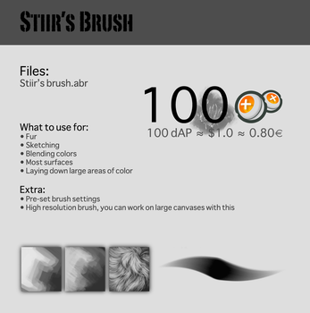 Stiir's Brush by Stiir
