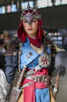 Inquisitor (Dragon Age: Inquisition) by HydraEvil