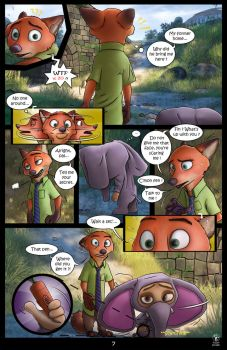 Zootopia: The Secret of Finnick, pt.7 by SuperSmurgger