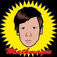 logo with my face by mathmagic