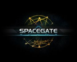23 - SPACEGATE Wallpaper by Listoric