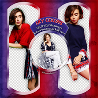 Png Pack 870 - Lily Collins by southsidepngs