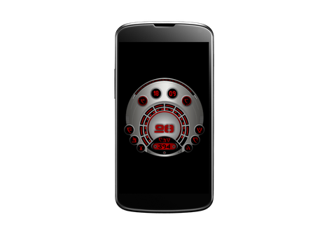 Bloody Disc Zooper Widget by MP1331